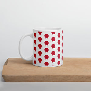 Tasse - Kaffeebecher - Sheep - Leibersperger Lammfell Shop