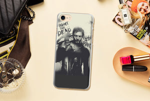 the Walking Dead iPhone X 8Plus 8 7Plus 7 6sPlus 6s 6Plus 6 5 5S SE 4S 4