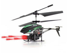 V398 RC Helicopter 3.5 CH Missiles Launching
