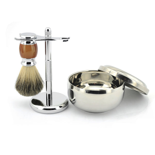 Shaving Beard Brush Set