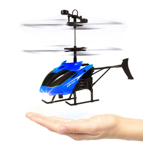 2017 Mini RC Infraed Induction Helicopter