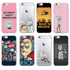 Rick And Morty Phone Cover