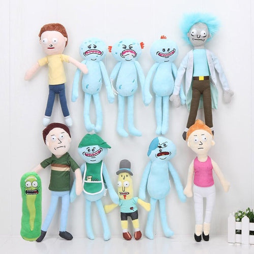 17-30cm Rick and Morty plush toys