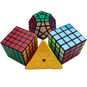 RubixPuzzle Cube Collection Edition
