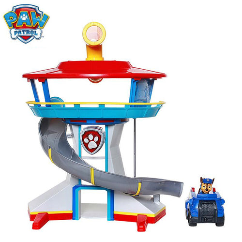 Paw Patrol Dog Puppy Patrol Car Action