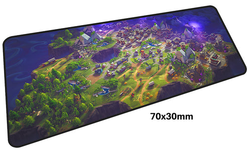fortnite mousepad gamer 700x300X3MM