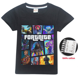 T Shirts Fortnite Battle Royale