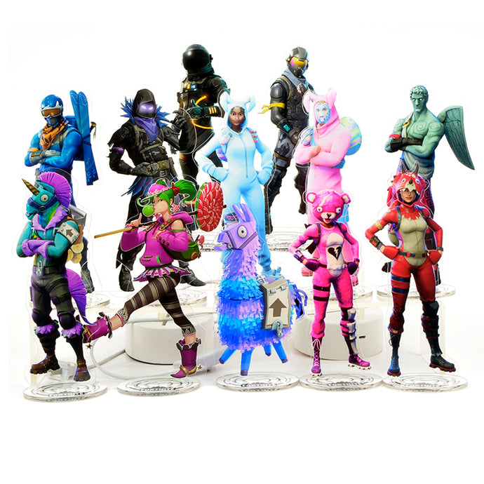 Fortnite Acrylic Stand Action Figure 21cm