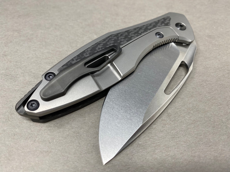Koenig Arius Flipper Delete Style 57 Polished Flats & DLC Hardware and Clip #1 of 1