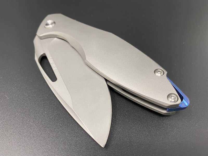 Gen 4 Koenig Arius with Burnished Blade