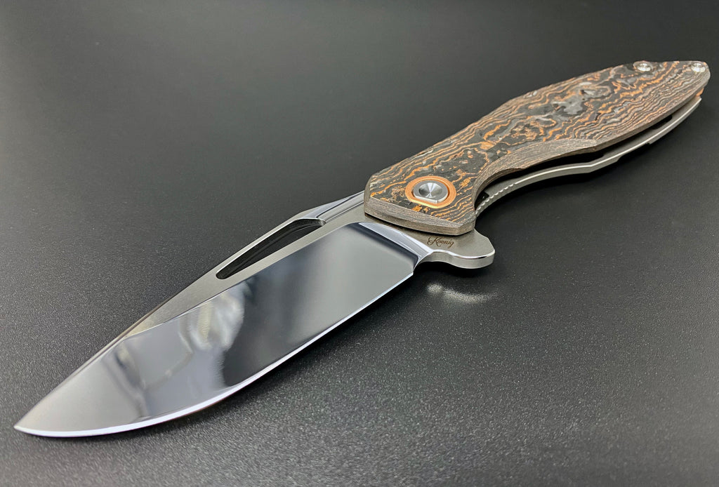 Arius Copper Dust Custom