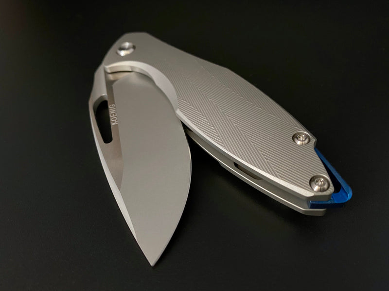 Arius Patterned Ti