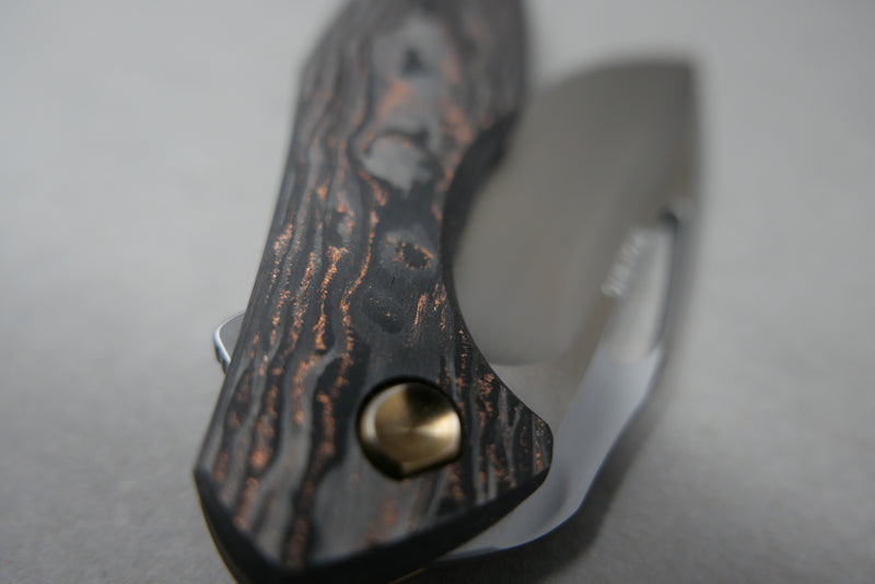 Arius Custom Marbled Copper