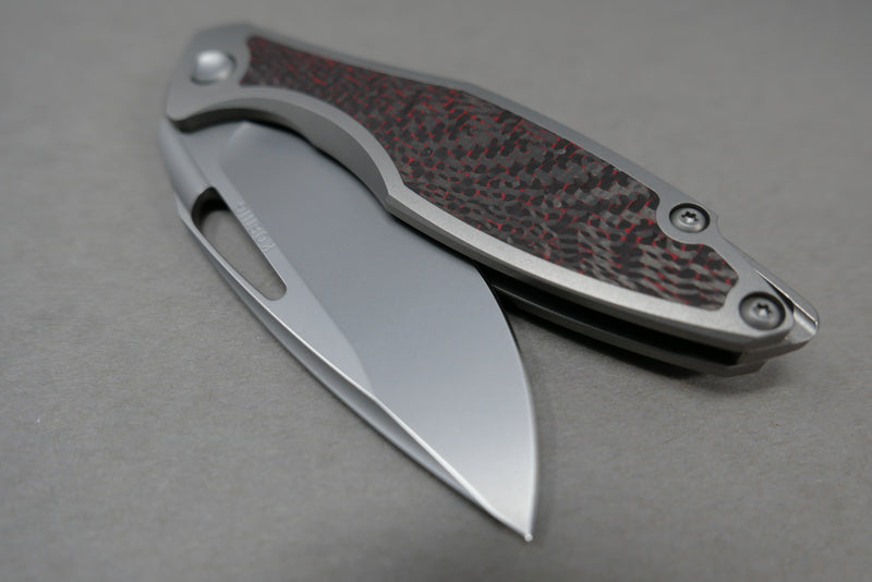 Arius Custom Carbon Inlay