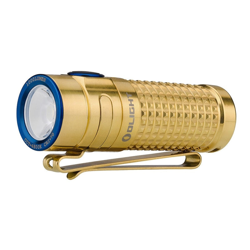 Olight S1R II Autumn Ti Limited Edition Flashlight