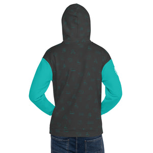 All-over Hoodie