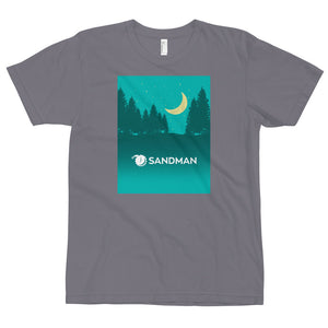 Forest Moon Unisex T-Shirt