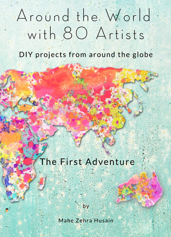 Around the World with 80 Artists