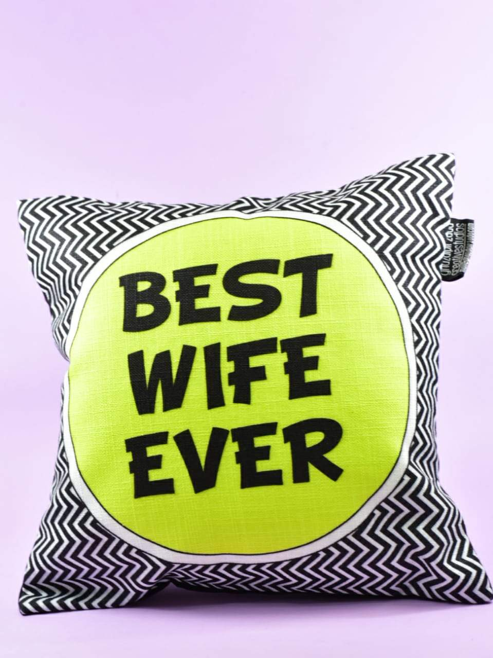 Best wife ever - Cushion Cover