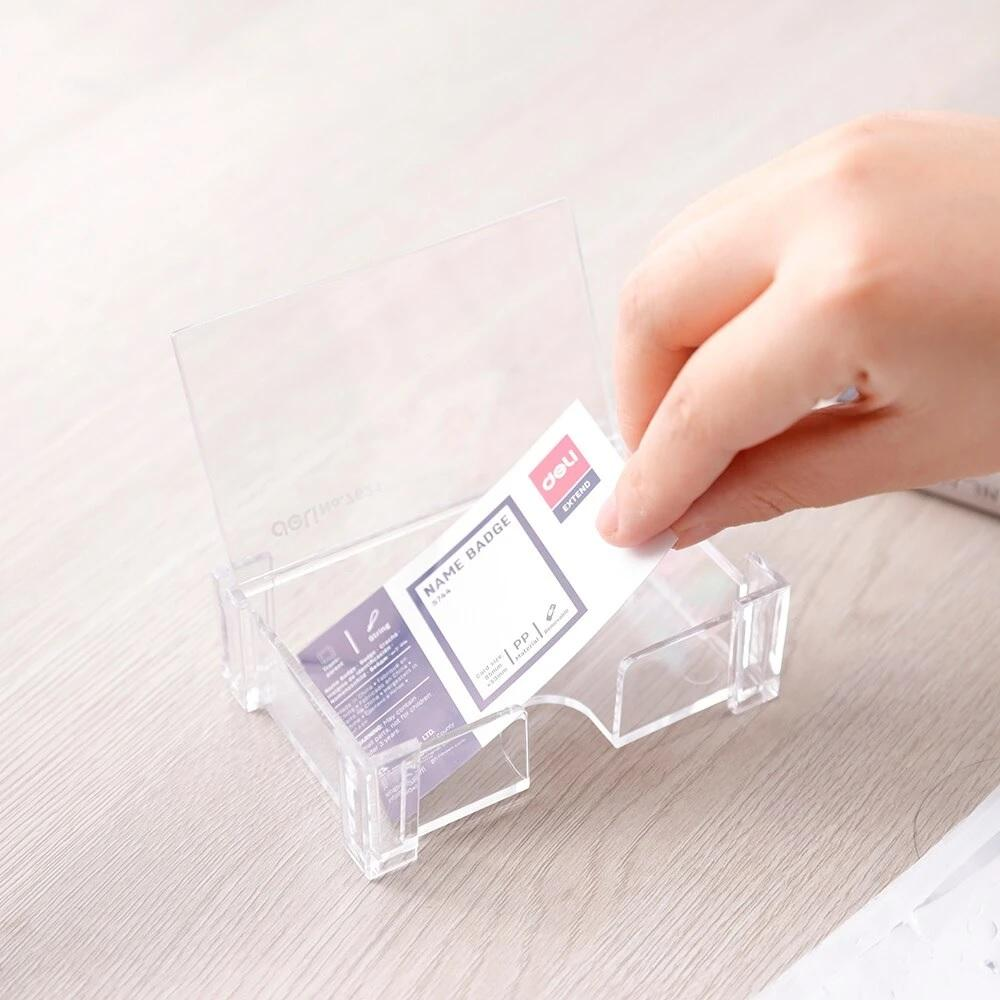 Deli Bussiness Card Holder