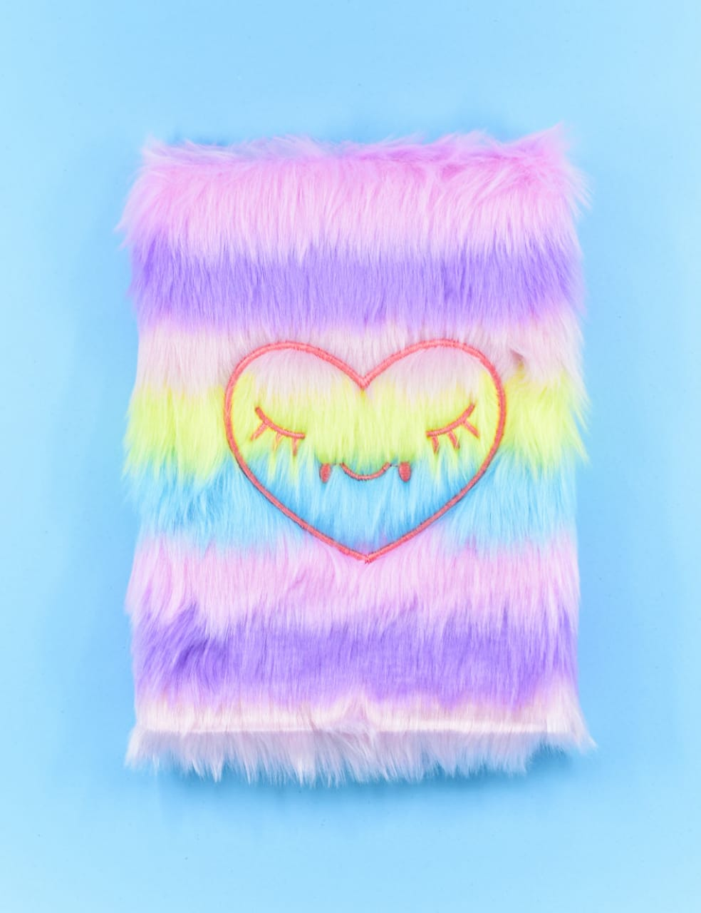 Fluffy Heart - Journal
