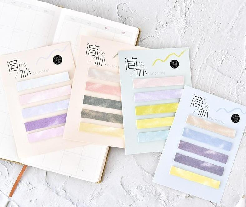 Fresh Color Sticky Notes