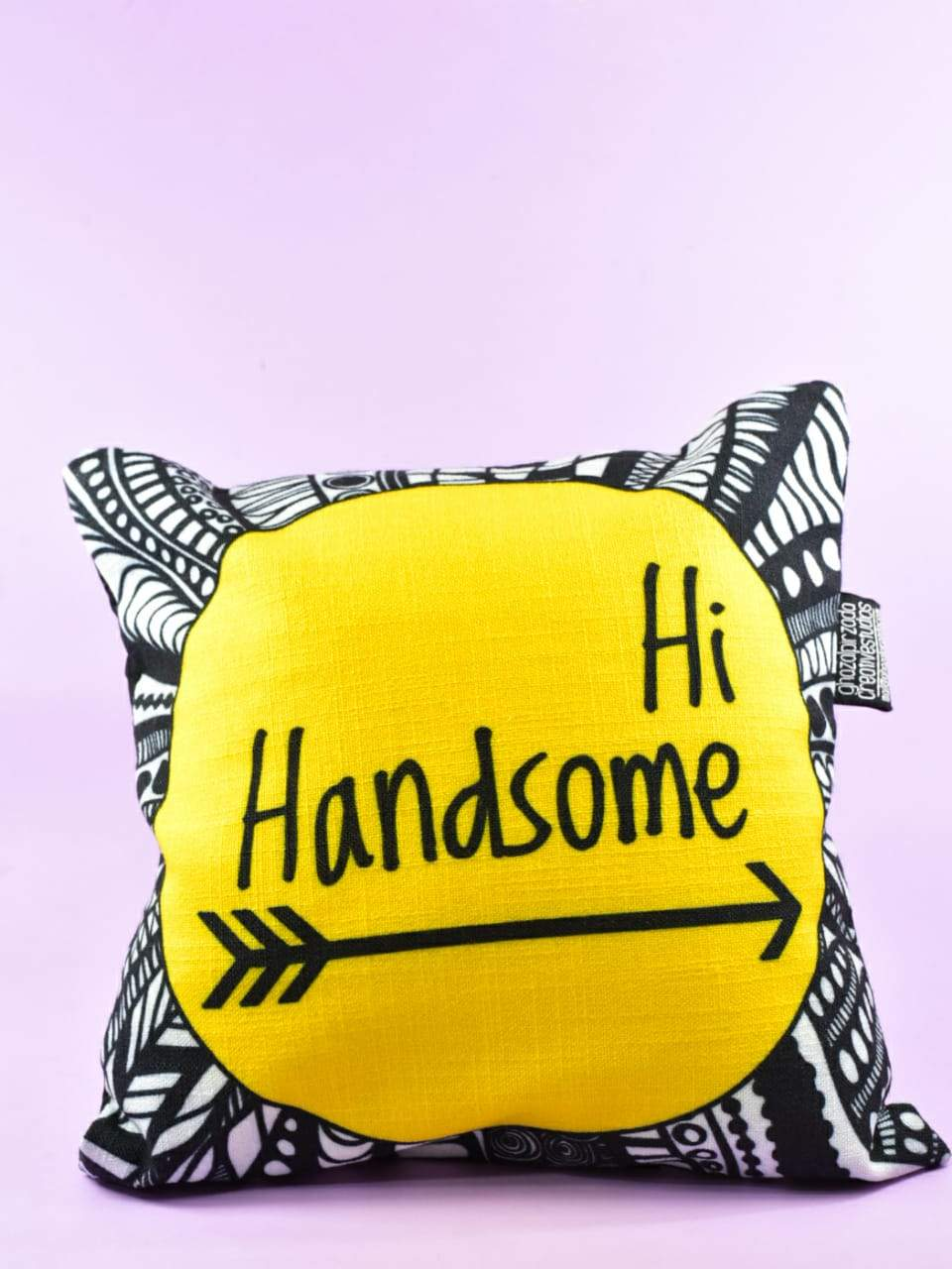 Hi Handsome - Cushion Cover