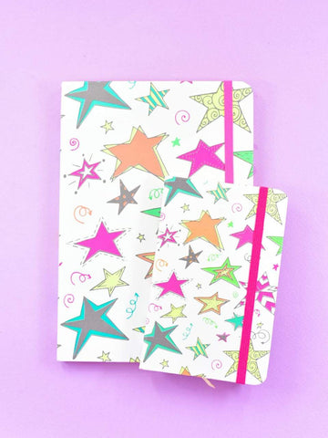 Stars Series 2 - Hard Cover Journal