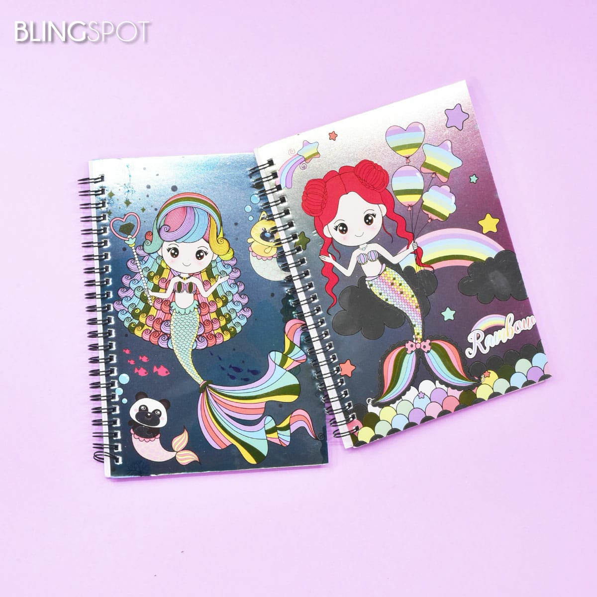 Rainbow Mermaid - Journal