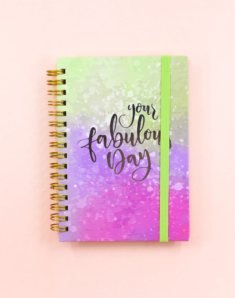 Your Fabulous Day! Journal
