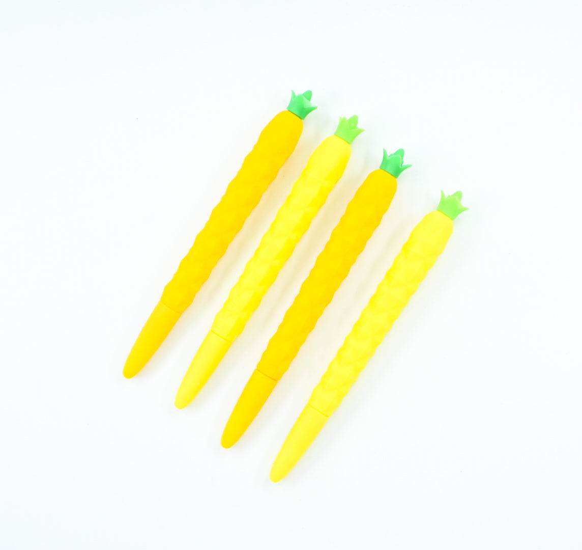 Pineapple Gel Pen