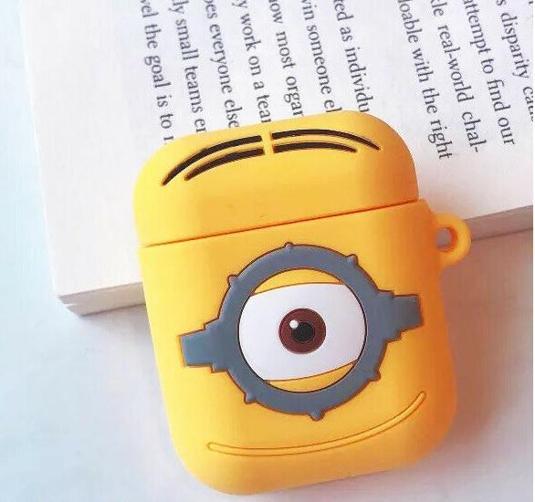 Minion Eye Air Pod 2 Cover