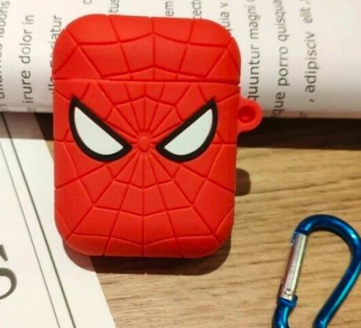 Spider Man Air Pod 2 Cover