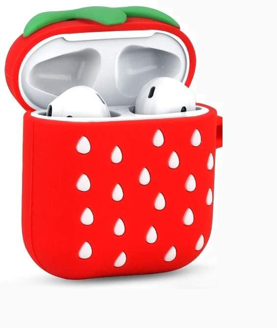 Strawberry Air Pod 2 Cover