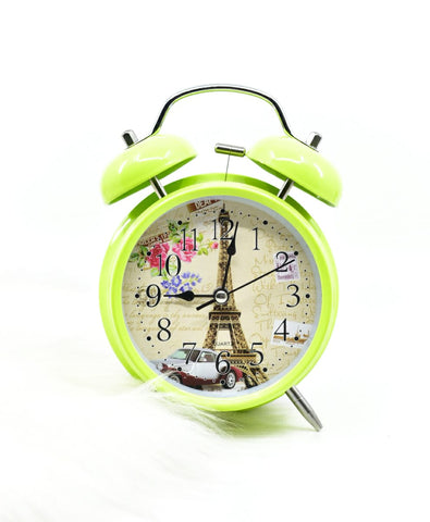 Dream Eiffel Tower Desk Clock