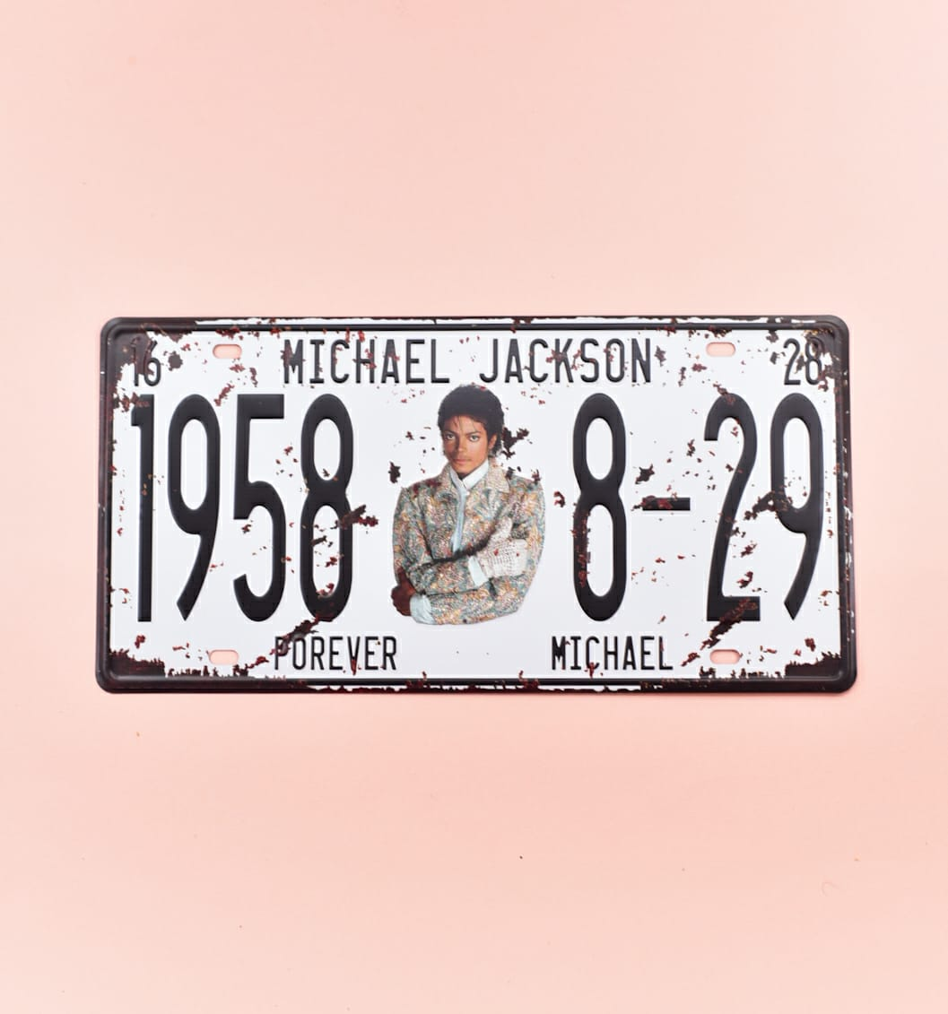 Michael Jackson - Wall Hanging
