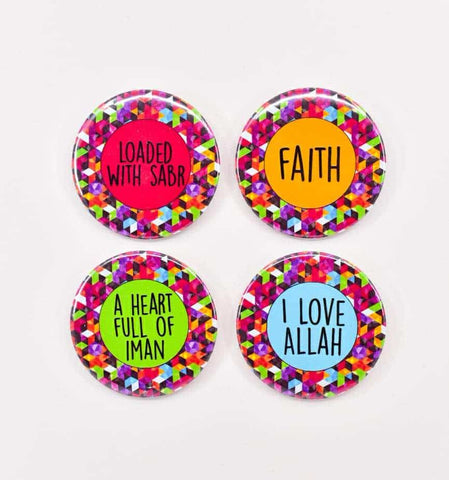 Faith Badges