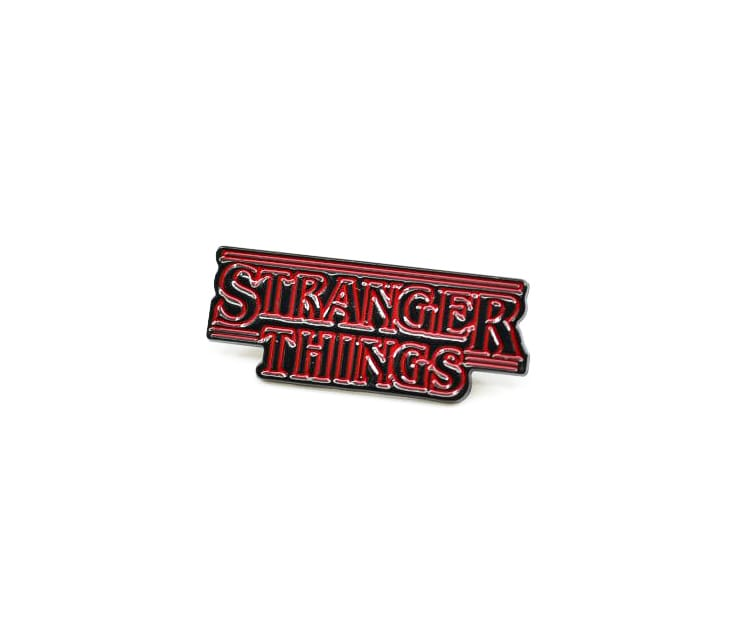 Stranger Things Enamel Pin