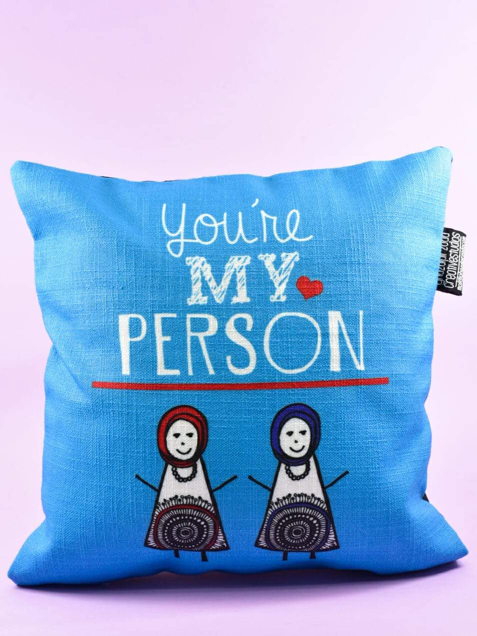 You're my Person - Cushion Cover