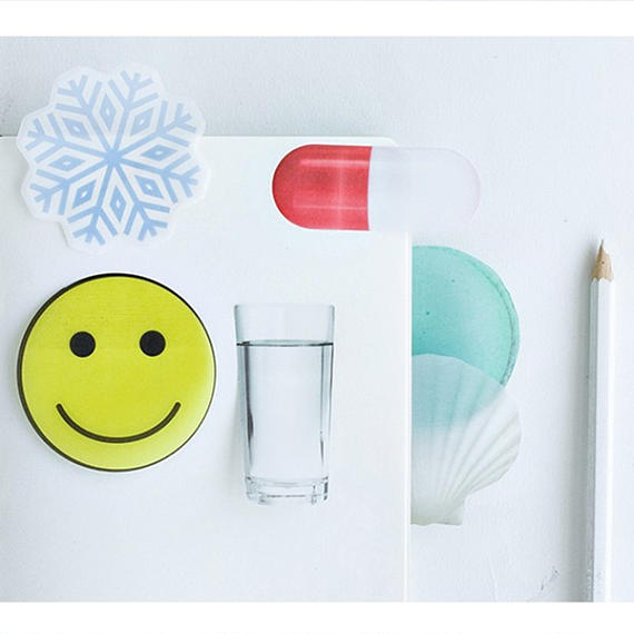 Glass of Water Sticky Notes