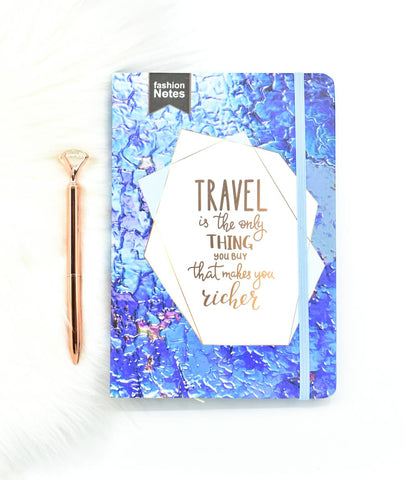 Dream Travel ! Journal
