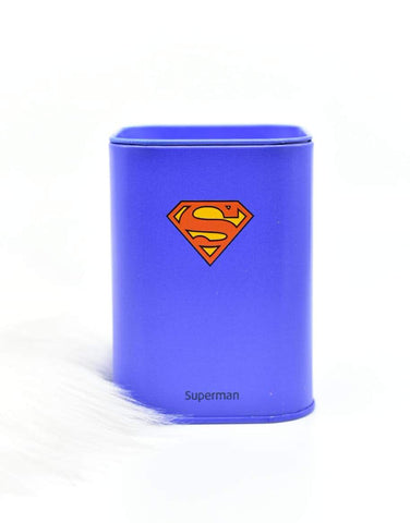 Super Man ! Metal Money Box