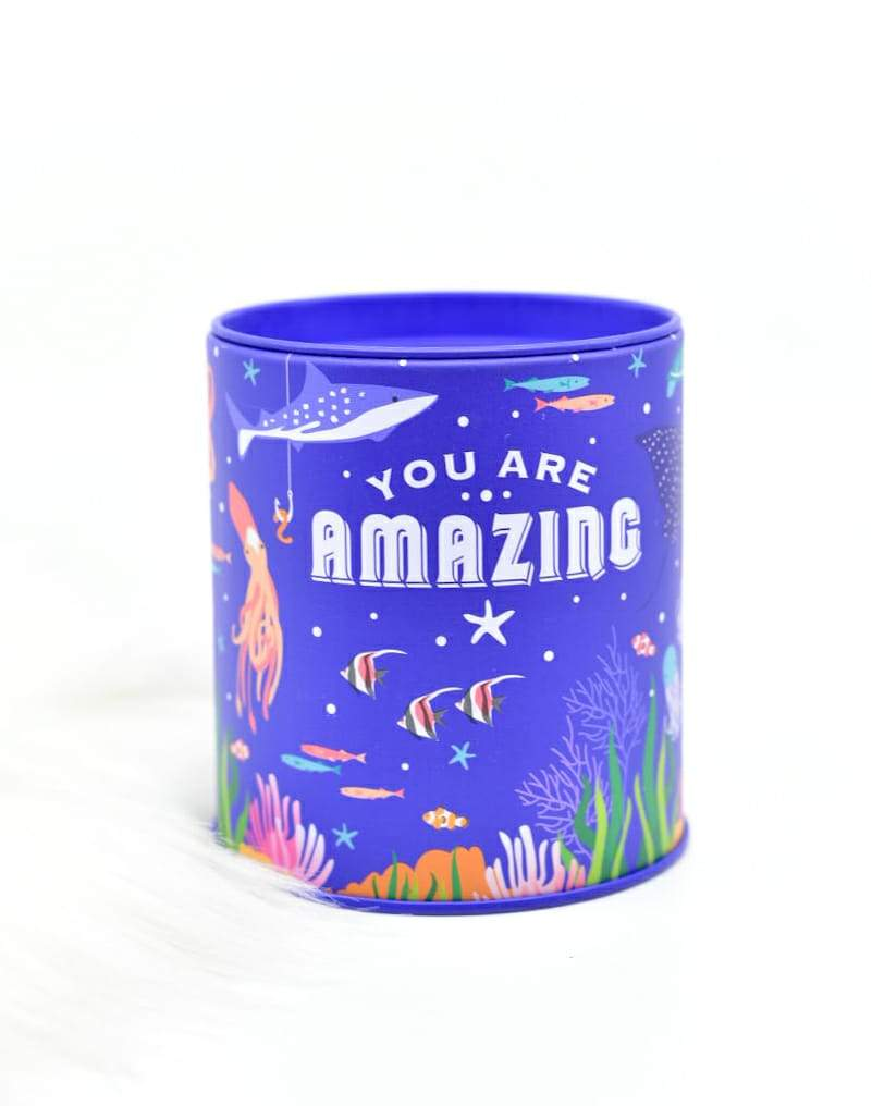 You Are Amazing ! Metal Money Box