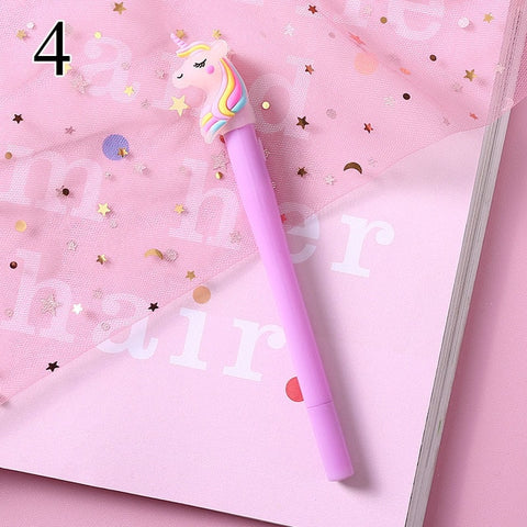 Unicorn Princess Light Gel Pen