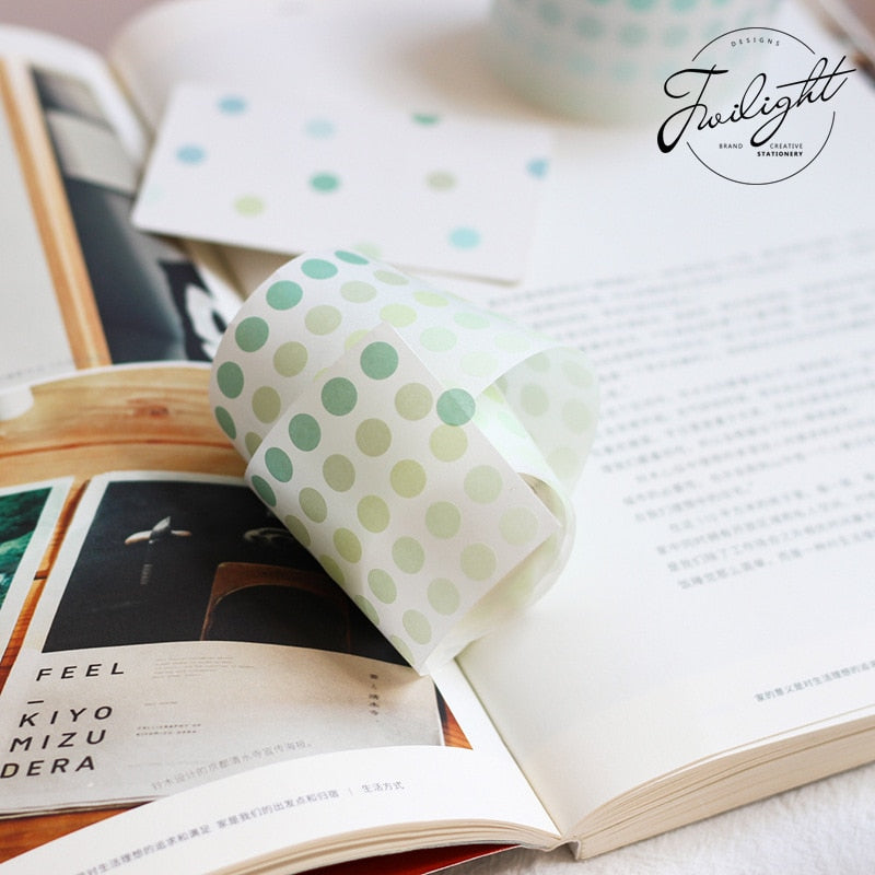 Polka Dots Are Always In Style- Washi Tape