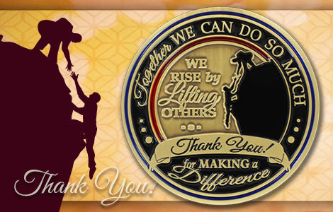 Appreciation Coins | Corporate Challenge Coins & More