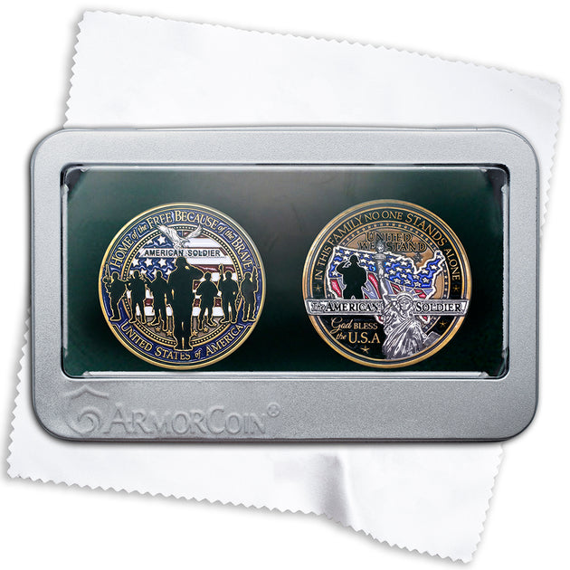 American Soldier Gift
