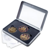 Armor of God and Prayer Coin and Faith Coin Gift Set