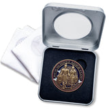 Armor of God Coin Gift Box