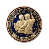 John the Baptist Challenge Coin